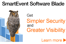 SmartEvent Software Blade: Get Simpler Security and Greater Visibility